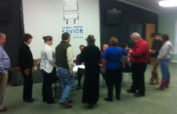 A great turnout at the book signing in Monticello, Arkansas